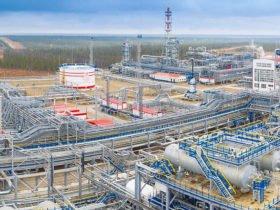 КТПК Тайга БЭМП lukoil2-Восточно-Ламбейшорское месторождение-Лукойл