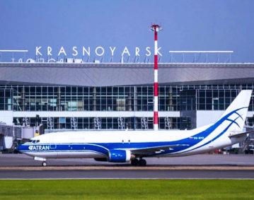 Аэропорт Красноярск Емельяново РУ-6 кВ в составе ячеек КСО Ива