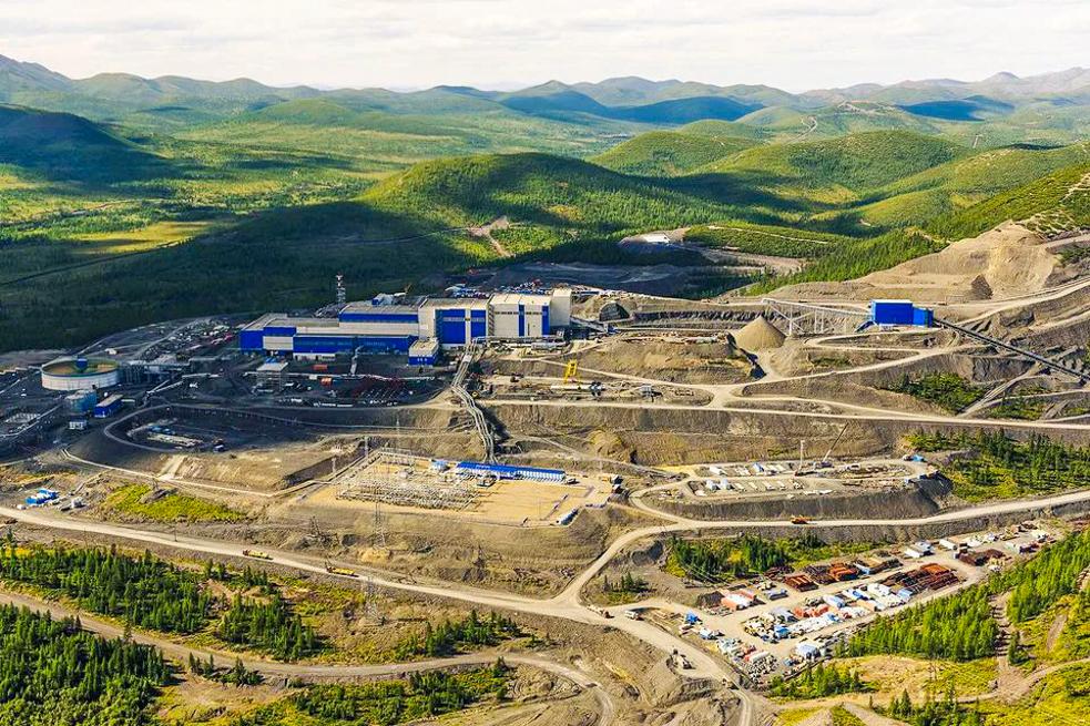 Интегрированное в АСУ ТП РУ-6.3кВ БЭМП в составе энергокомплекса малой распределительной генерации на горно-металлургическом производстве в Магаданской области