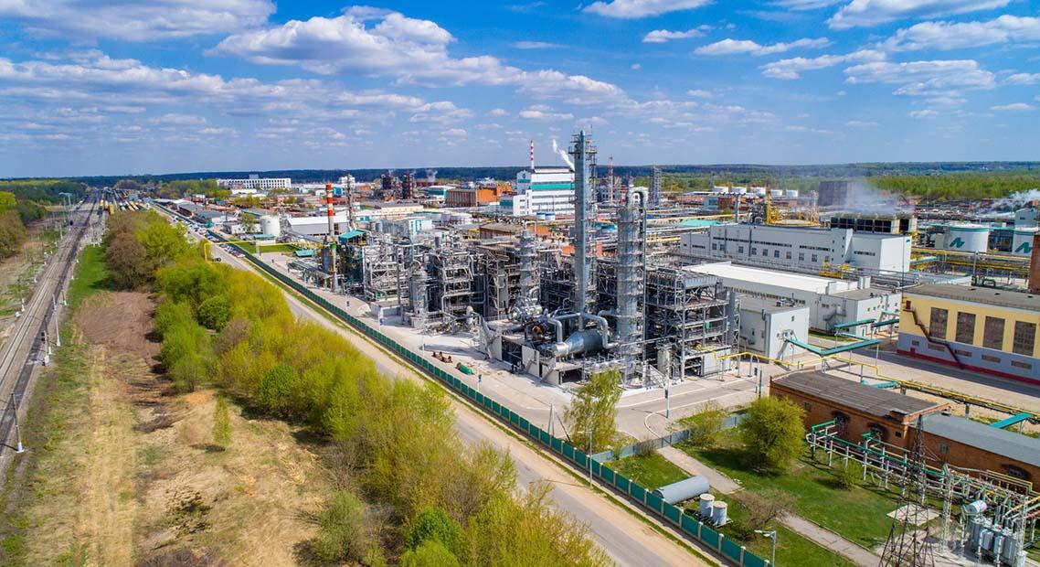 Оборудование БЭМП обеспечивает электроснабжение Щекиноазот
