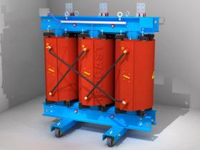BEMP Сухие трансформаторы с литой изоляцией ISOCAST-R
