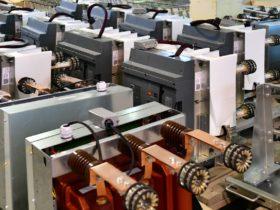 Участок сборки вакуумных выключателей Завод БЭМП (3)