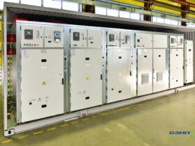 kru 35 Kedr BEMP Russia Medium voltage Complete switchgear