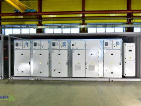 kru 35 Kedr bemp Medium voltage switchgear